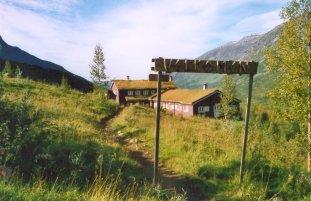 Bilde av Skogadalsbøen